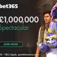 Bet365 Casino Million Pound Spectacular