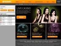 Expekt casino v živo