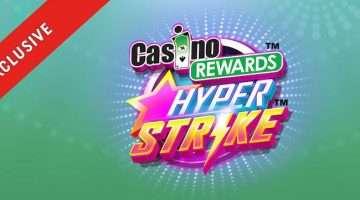 Ekskluziven igralni avtomat Hyper Strike