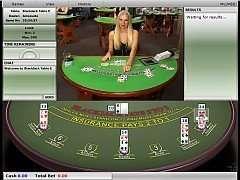 Expekt blackjack v živo
