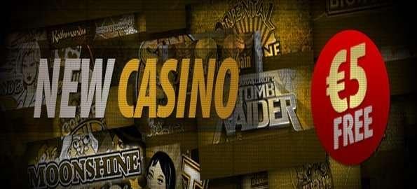 Brezplačnih 5 EUR v Expekt casinoju