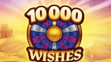 Igralni avtomat 10000 Wishes