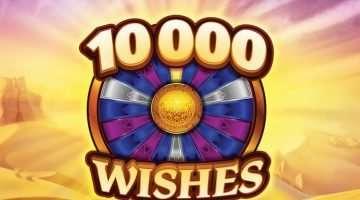 Igralni avtomat 10000 Wishes