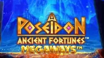 Igralni avtomat Ancient Fortunes Poseidon
