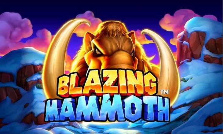 Igralni avtomat Blazing Mammoth