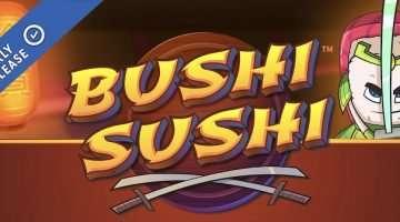 Igralni avtomat Bushi Sushi