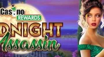 Igralni avtomat Casino Rewards Midnight Assassin