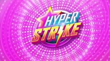 igralni avtomat HyperStrike™