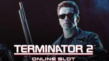 Igralni avtomat Terminator 2