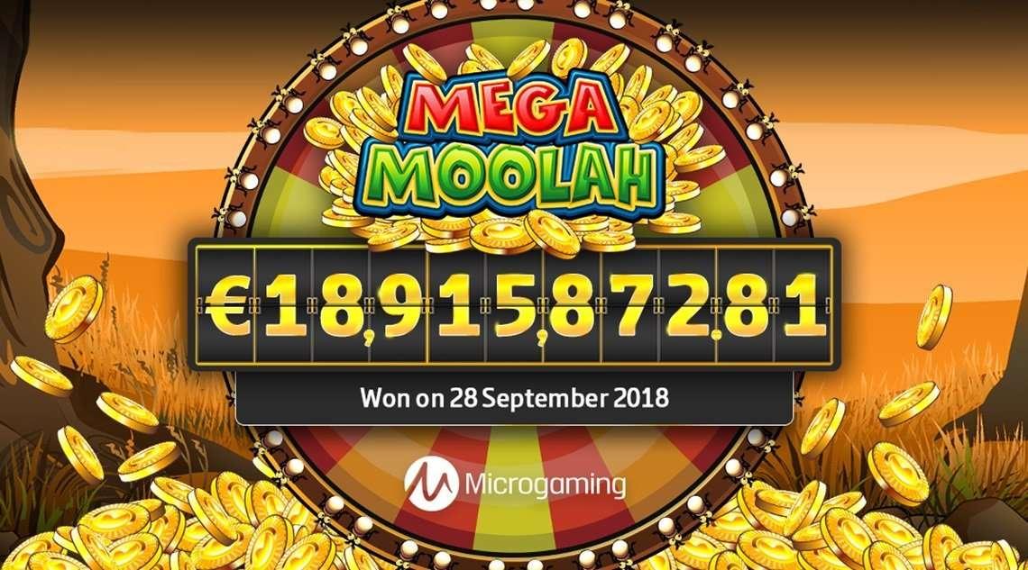 Mega Moolah progresivni casino jackpot