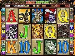Blackjack Ballroom Casino progresivni jackpot Mega Moolah