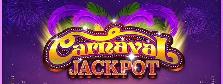 Vikend promocija igralni avtomat Carnaval Jackpot