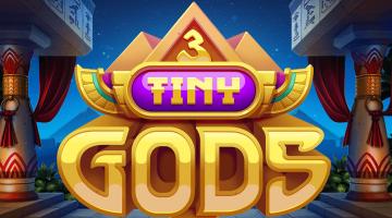 45 zastonj vrtljajev na igralnem avtomatu 3 Tiny Gods