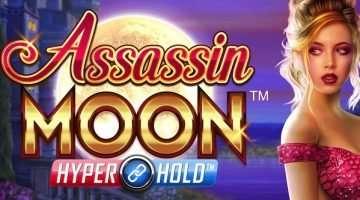 Zastonj vrtljaji Assassin Moon Hyperhold